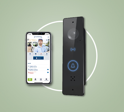 Video-Türsprechanlage SmartConnect door